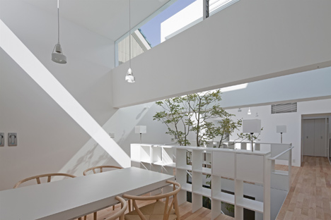Machi House by UID Architects