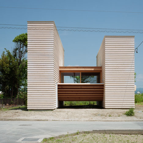 Mascara House by mA-style architects