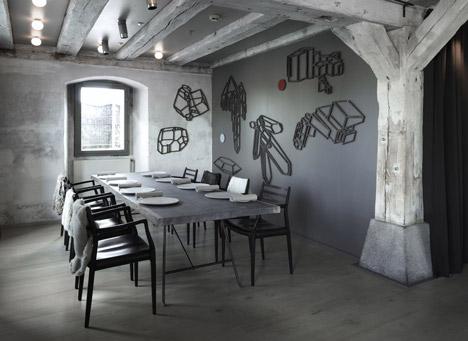 Noma Restaurant by Space Copenhagen