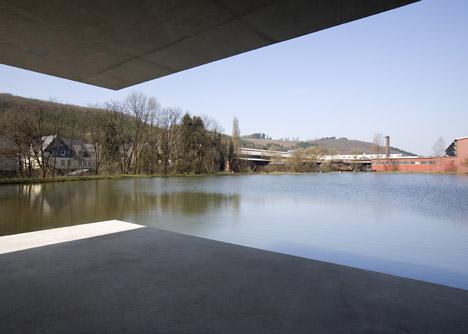 Pavilion Siegen by Ian Shaw Architekten