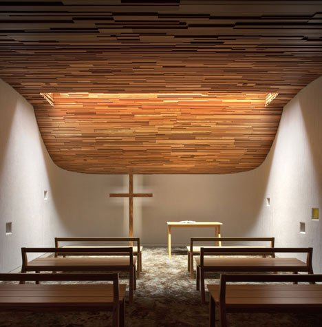Prayer Chapel by Gensler