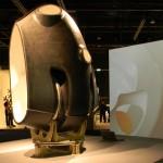 RV Prototype (RV = Room Vehicle) by Greg Lynn