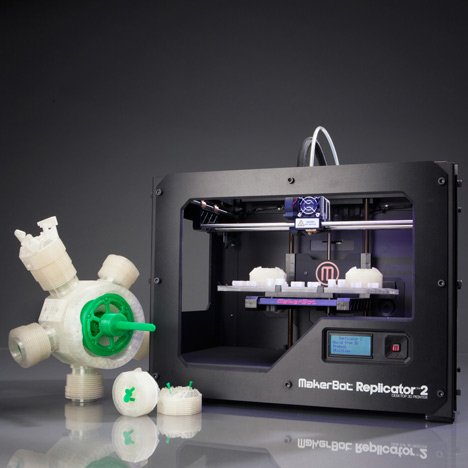 "3D printing is ""bringing the factory back to the individual"""