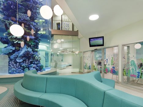 Royal Children's Hospital by Billard Leece Partnership and Bates Smart