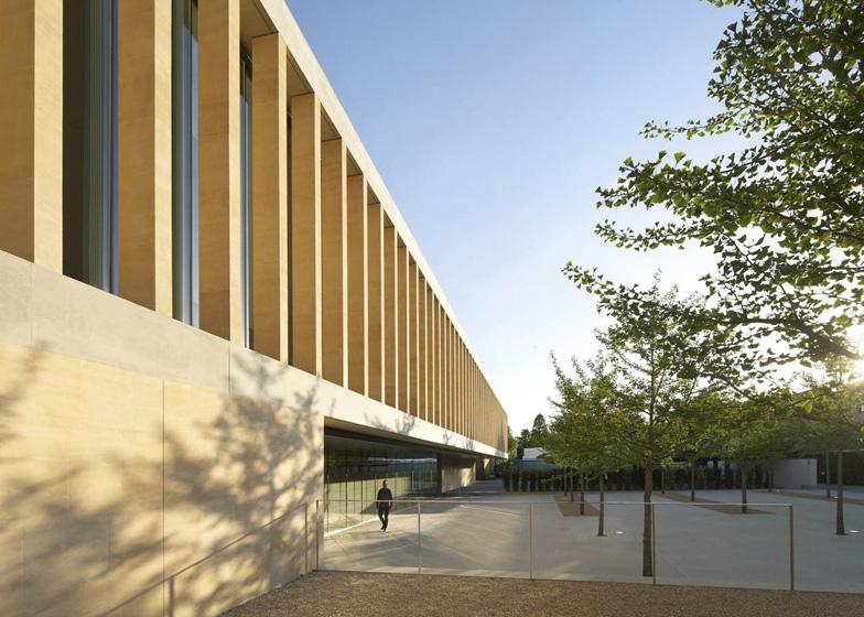 Sainsbury Laboratory, Cambridge by Stanton Williams