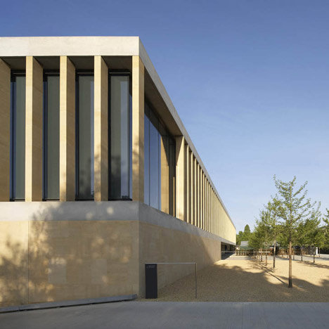 Sainsbury Laboratory by Stanton Williams wins 2012 RIBA Stirling Prize