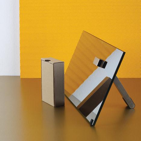 The Mirror exhibition by OKOLO and Klára Šumová