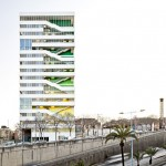 Torre Júlia by Pau Vidal, Sergi Pons and Ricard Galiana