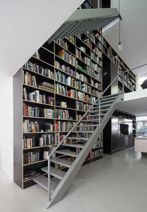 Vertical Loft by Shift