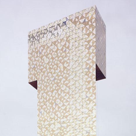 Victoria Tower by Wingardh Arkitektkontor