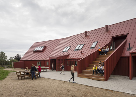 Youth Centre Roskilde by Cornelius + Vöge