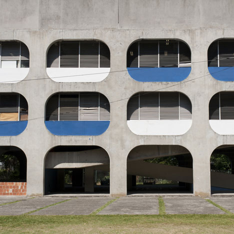 "The UK can ""learn lessons from school-building in Brazil"" says Aberrant Architecture"