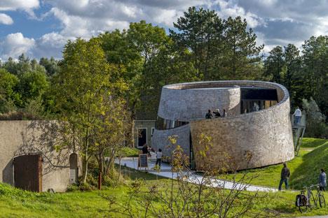 Paviljoen Puur by Emma Architecten