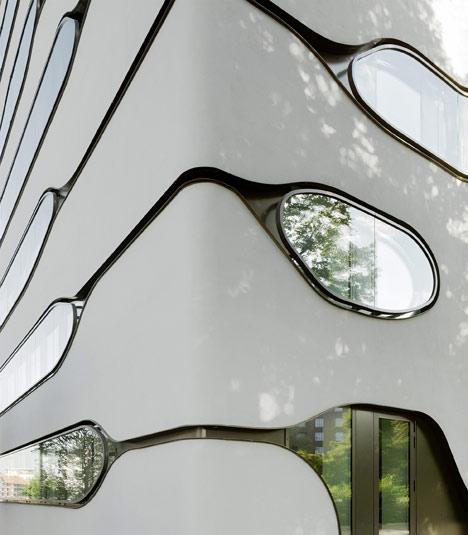 Schlump One Hamburg by J Mayer H