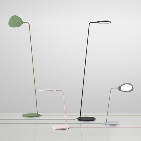 Leaf by Broberg & Ridderstråle for Muuto