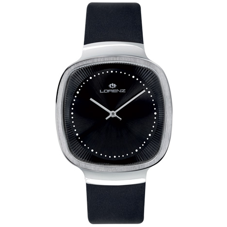 New silver-faced Vigorelli by Matteo Ragni at Dezeen Watch Store
