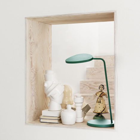 Leaf lamp series by Broberg & Ridderstrale