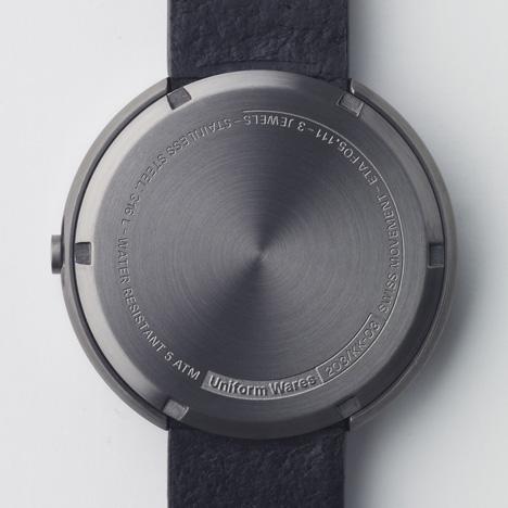 New 203 Series by Uniform Wares at Dezeen Watch Store