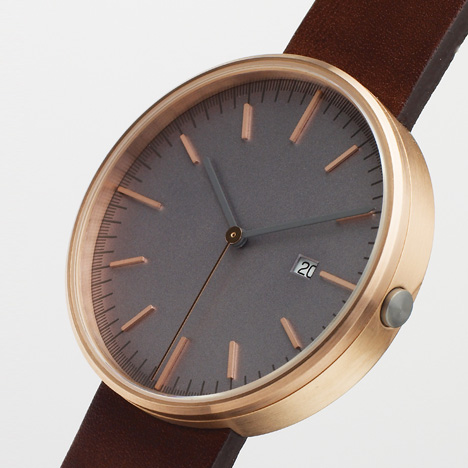 New 203 Series by Uniform Wares at Dezeen Watch Store