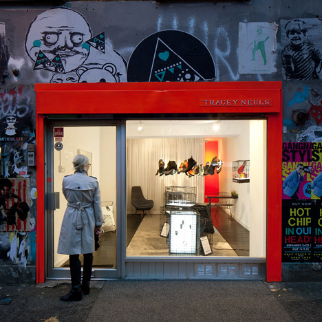 Dezeen Watch Store at Tracey Neuls: late night opening from 6-9pm tonight