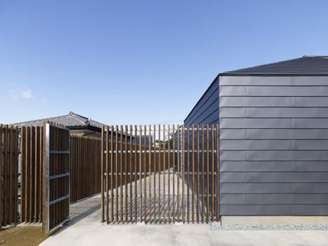 House Yagiyama by Kazuya Saito Architects