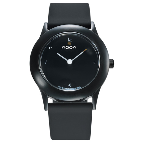 Dark Noon by Nendo available in two new models at Dezeen Watch Store