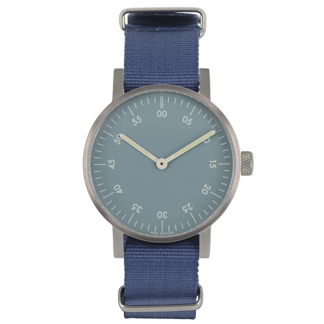 VOID V03 available in two new colours at Dezeen Watch Store