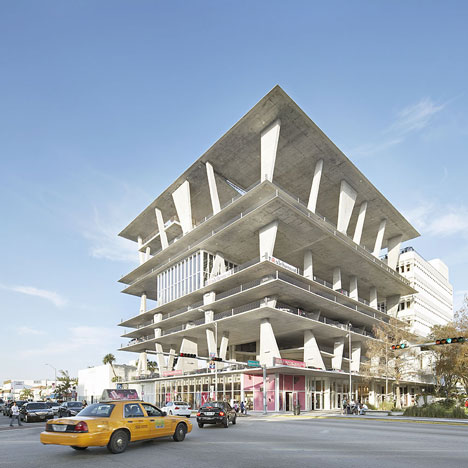 1111 Lincoln Road by Herzog & de Meuron