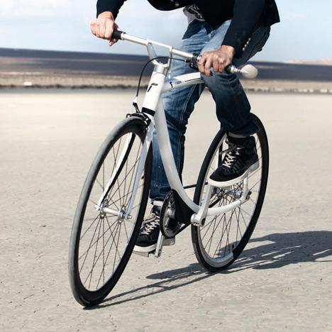 77 011 Metropolitan Bike by Dirk Bikkemberg for Rizoma