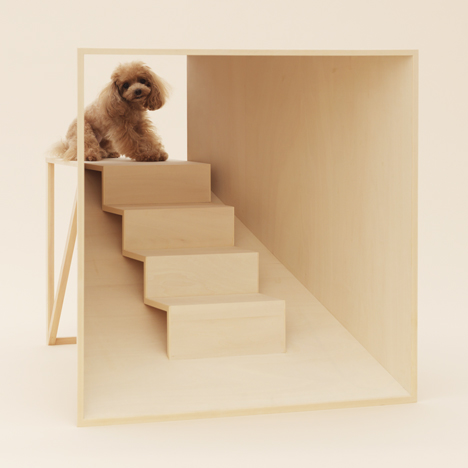 Architecture for Dogs<br /> curated by Kenya Hara