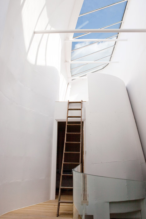 Archway Studios by Undercurrent Architects