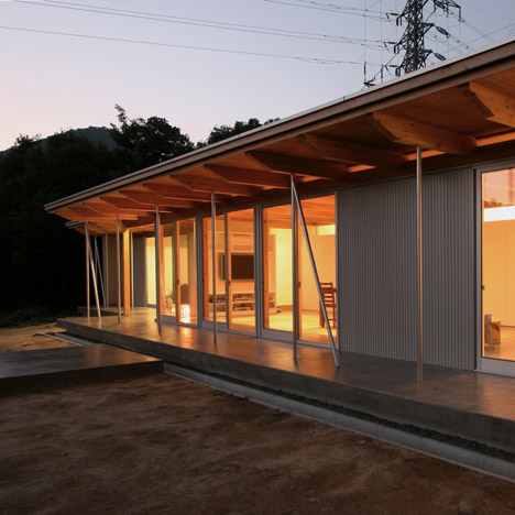 B House in Shimasaki by Anderson Anderson Architecture