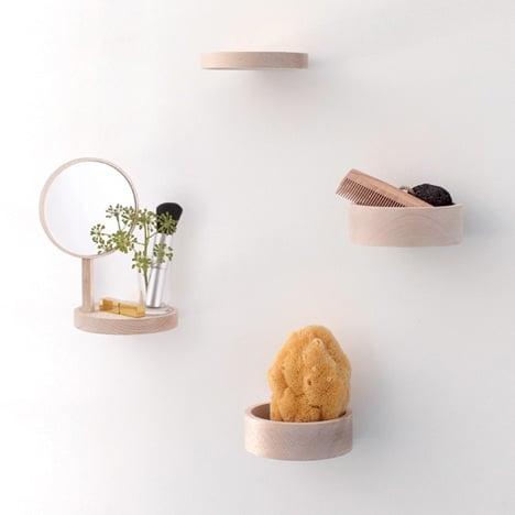 Balcon collection by Inga Sempé for Moustache