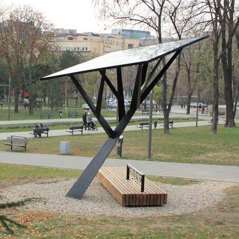 Black Tree by Miloš Milivojevic