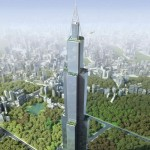 Broad Group starts work on world's tallest tower
