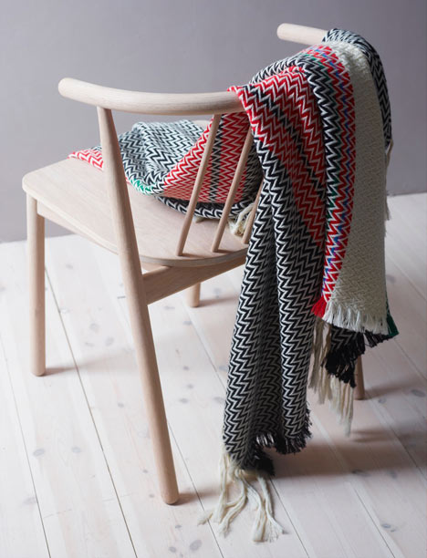 Bunad Blankets by Andreas Engesvik