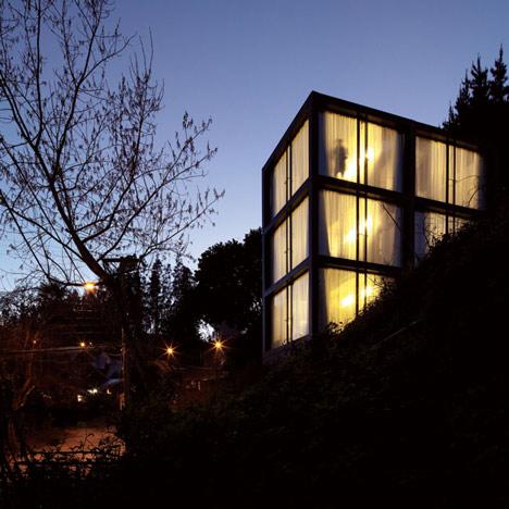 Casa Arco by Pezo von Ellrichshausen