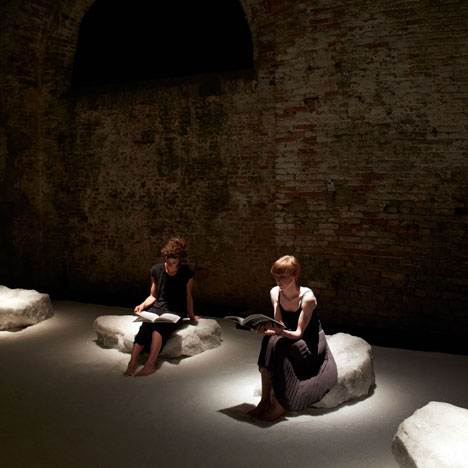 Chilean Pavilion at Venice Architecture Biennale 2012