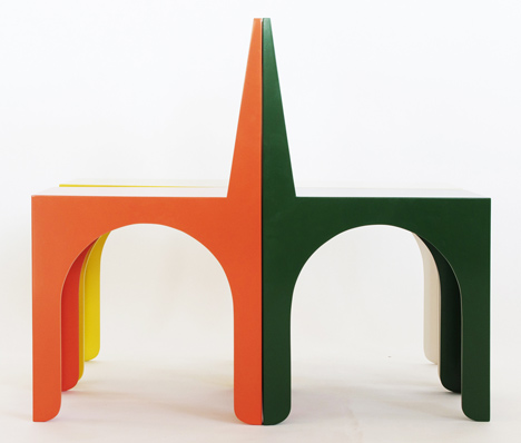 Claudio Chair by Arquitectura-G