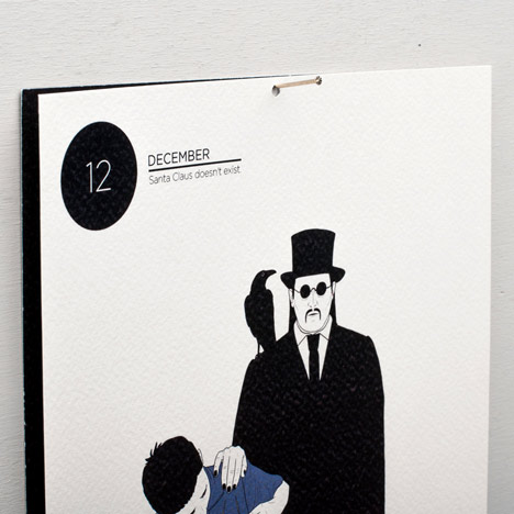 Competition: five Unfortunately013 calendars to give away