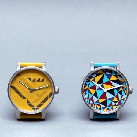Competition: five limited edition VOID watches and True Faith scarves to be won