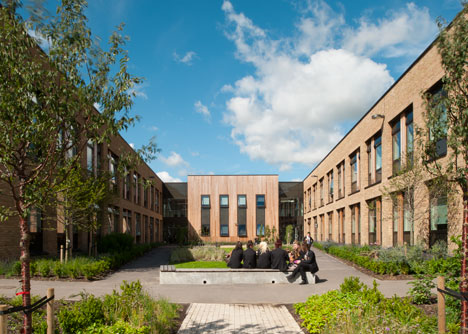 Cornelius Vermuyden School by Nicholas Hare