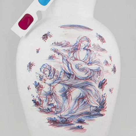 Deviazione and 3Dzionale by Guido Garotti