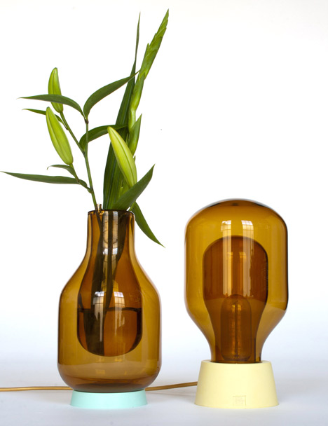 Dewar Glassware by David Derksen