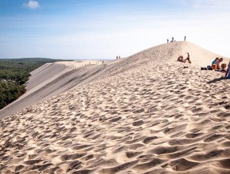 Dune du Pilat, photo by Archigeek
