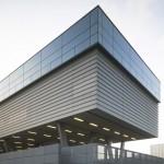 Fire Station Dordrecht by René van Zuuk Architekten