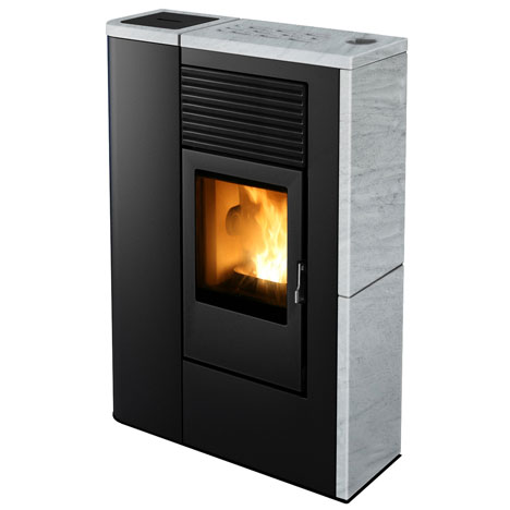 Flat, Flair, Philo and Tube stoves by MCZ