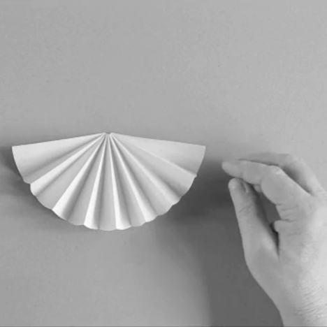 dezeen_Folding Techniques for Designers basic pleats