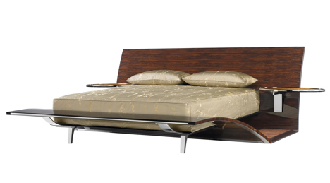 Pitt-Pollaro furniture collection by Brad Pitt
