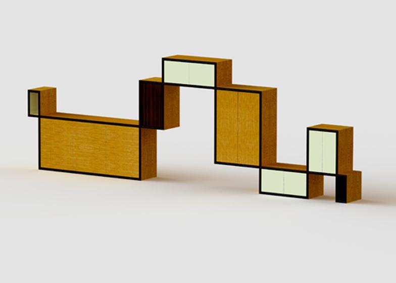 Furniture by Brad Pitt for Pitt Pollaro